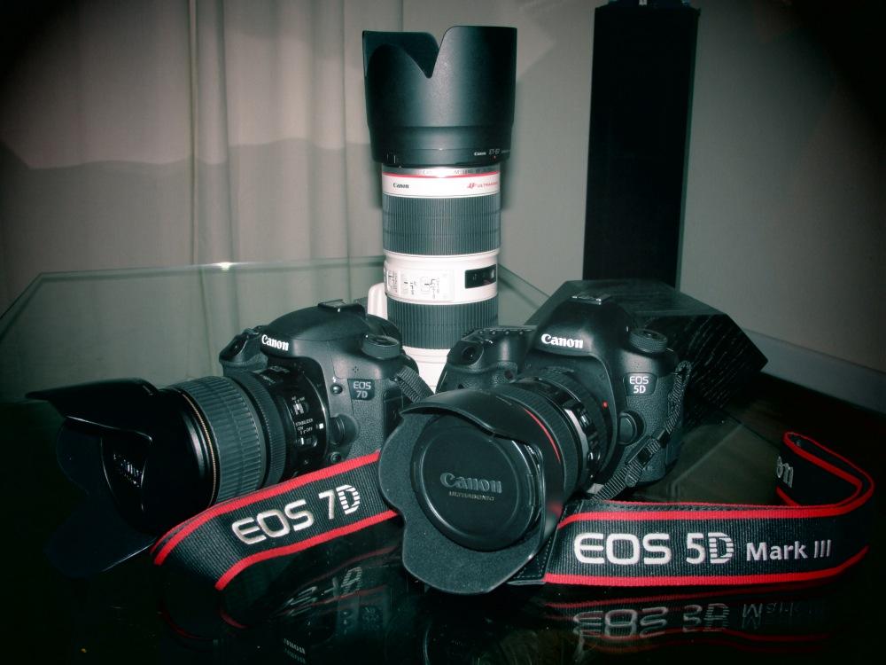 Canon 5D Mark III vs 7D (2/2)