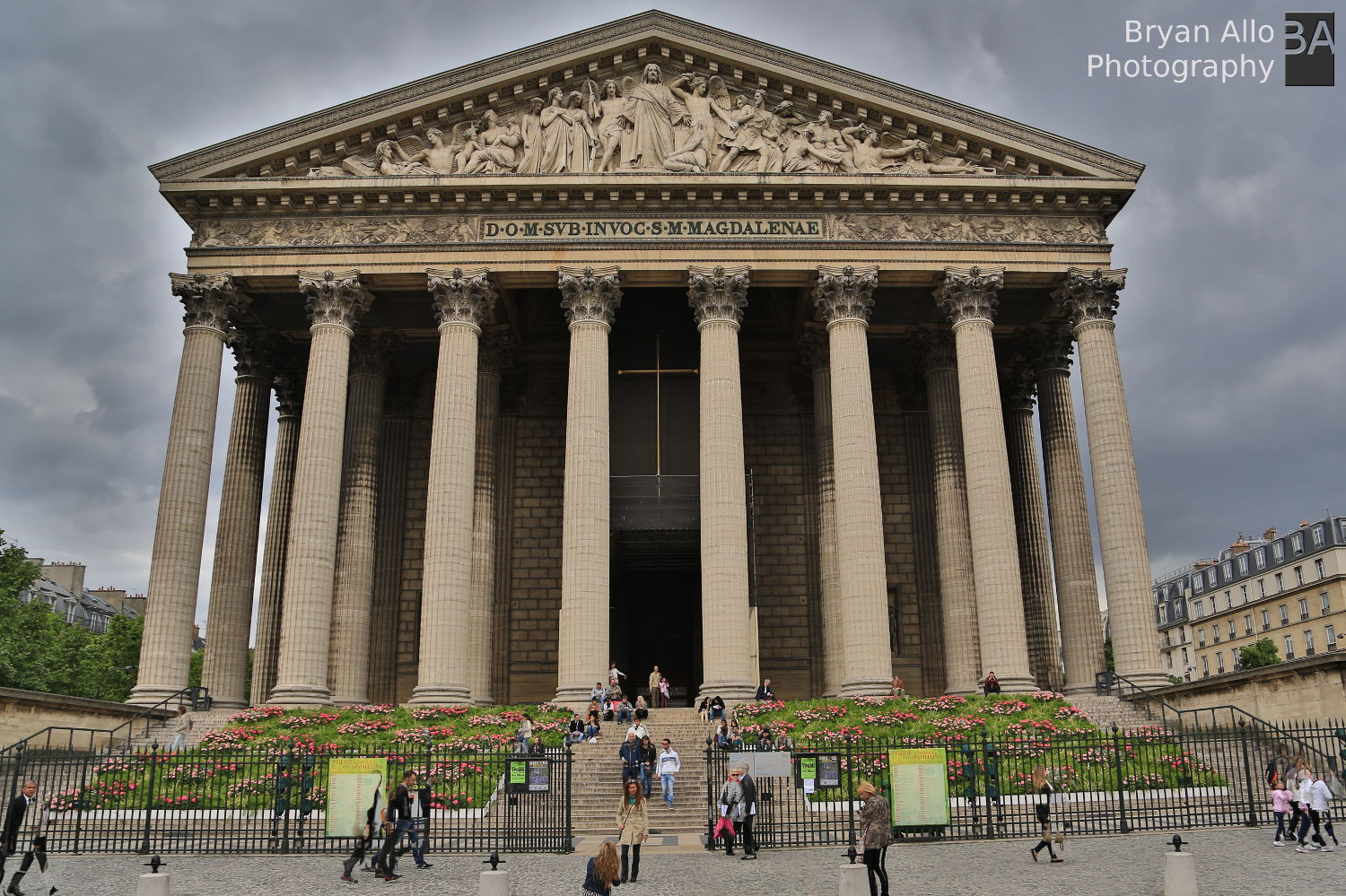 Paris day 1 eglise de la madeleine shutter warrior - Monument la madeleine ...
