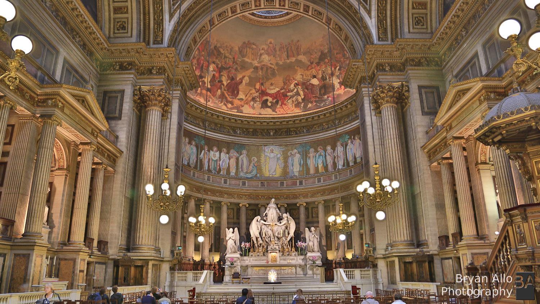 Paris Day 1 Eglise De La Madeleine Shutter Warrior