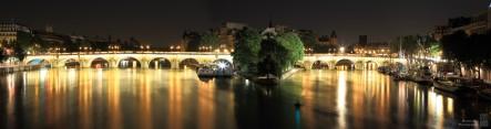 Pont Neuf, Paris - 18 x 72 inches
