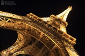 La Tour Eiffel, Paris - 16 x 24 inches