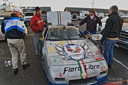 Team Fiero Libre at the 24 Hours of LeMons