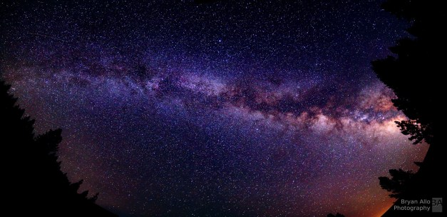 Astrophotography: The Milky Way Galaxy
