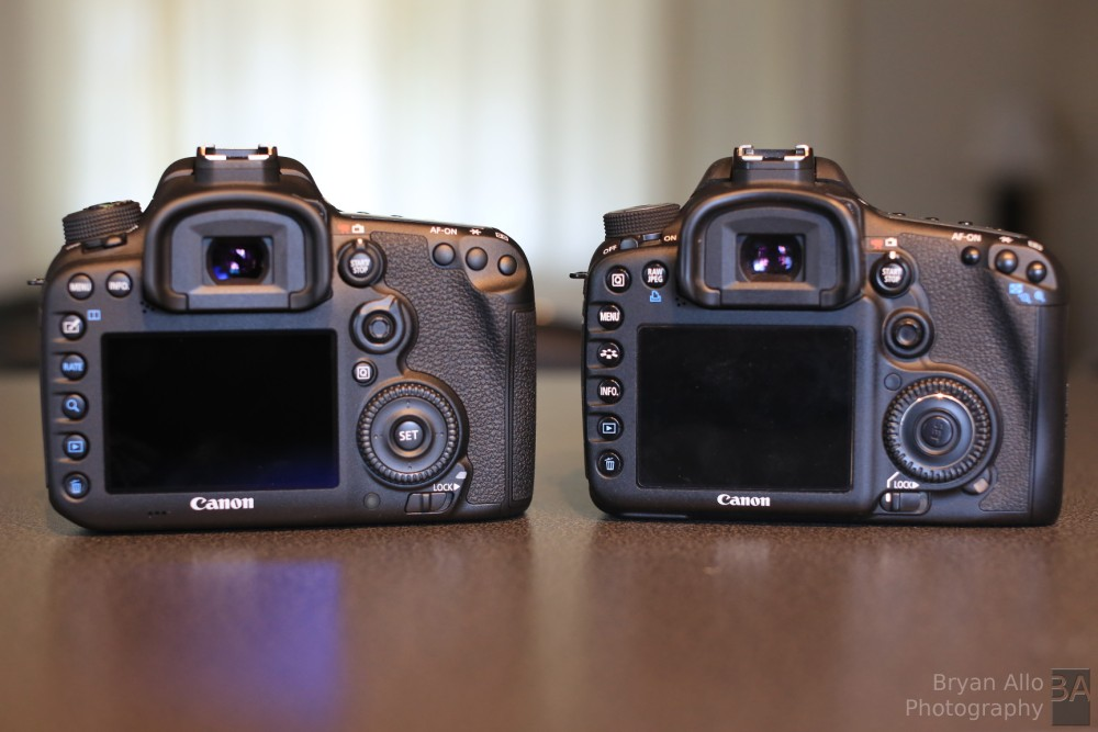 Canon 7D Mark II - First Impressions (1/6)
