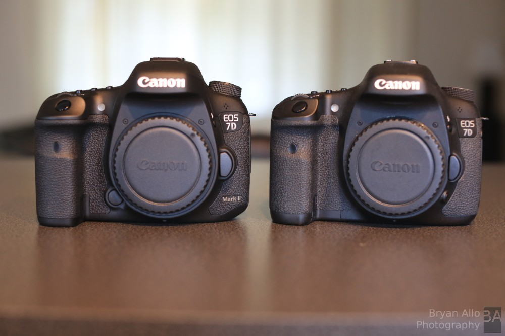 Canon 7D Mark II - First Impressions (2/6)