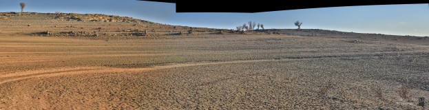 California_drought_Folsom_lake_Pan2