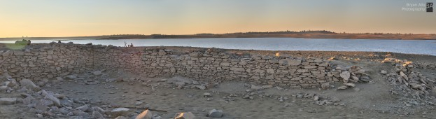 California_drought_Folsom_lake_Pan4