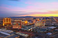 Teaser: Sunset over Sin City