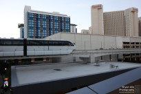 The Vegas tram