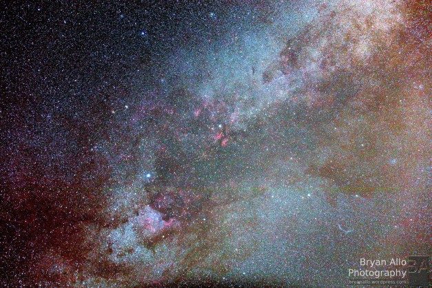 2016_Astrophotography_ConstellationCygnus