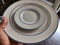 One plate set
